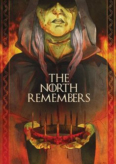 The north remembers. Game of thrones Valar Dohaeris, Valar Morghulis, Winter Is Here, Winter Is Coming, Catlyn Stark, Jon Snow, Daenerys Targaryen, Game Of Thrones 3, The North Remembers