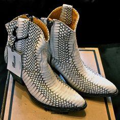 Natural Cobra Custom Heel and Toe