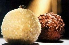 Chestnut Candies - Docinhos de castanhas Recipe