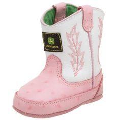 John Deere Kids 171 Boot (Infant/Toddler) John Deere. $32.95. Rubber sole. leather