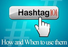 Have you put off joining the craze on social media? Check out Hashtags how and when to use them. Email Marketing Strategy, Content Marketing, Affiliate Marketing, Social Media Marketing, Digital Marketing, Business Tips, Online Business, Social Media Content, Blogging For Beginners
