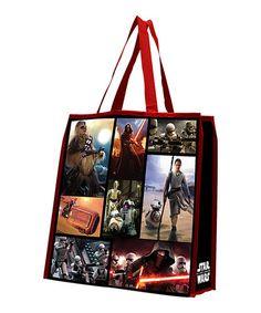 "New STAR WARS Grocery Shopping Tote BB-8 ROBOT Gift Bag Shopper 12/""x10/"" DISNEY"
