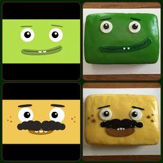 Big block Singsong cakes