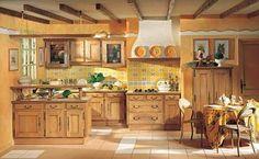 Cozinha rústica 1