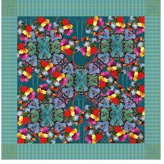:: nova estampa para a série FANTASIA :: pode ser feita nos 3 tamanhos : 100x100cm : 95x30cm : 50x50cm :: para encomendas mande um WhatsApp para 86 99402-78887 ou um email : lencos_odelirio@hotmail.com ::  :: #estampa #estamparia #surfacedesign #moda #estilo #acessório #lenços #charme