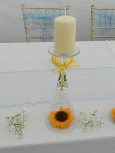 Sandra's Flower Studio: Saxby All Saints Hall Wedding Flower Inspiration, Wedding Flowers, Prop Hire, Flower Studio, All Saints, Candle Holders, Candles, Blog, Design