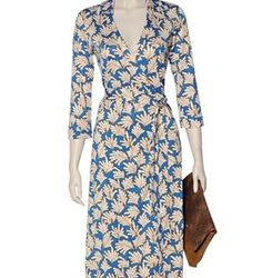 DvF - Wrap dress #DianevonFurstenberg