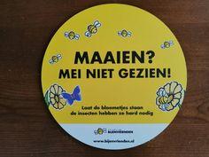 #muurcirkel #tuincirkel #bijen #insecten #bloemen #maaien #bijenvrienden Chart, Prints