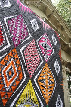 Empire Place in Cotton Coutures Quilt Corners, Empire, Couture, Place, Hand Embroidery, Bohemian Rug, Quilting, Fabrics, Blanket