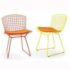 Bertoia Side Chair - detnk.com - 	£530