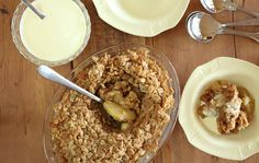 Apple Crumble - Maggie Beer