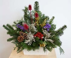 Květinářství U Aničky Christmas Wreaths, Holiday Decor, Home Decor, Xmas Decorations, Flower Arrangements, Noel, All Saints Day, Christmas, Decoration Home
