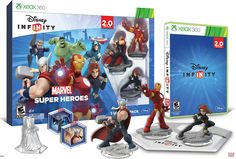 Win a Disney Infinity Marvel Super Heroes Starter Set for Xbox One! The Disney Infinity: Marvel Super Heroes Edition) Ps4, Playstation, Wii U, Nintendo Wii, Marvel Characters, Marvel Heroes, Marvel Avengers, Marvel Movies, Xbox One