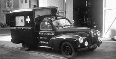 Citroen Ds, Auto Peugeot, Ambulance, Brochures, Transportation, Cars, Van, Autos, Car