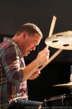 Oscar Kraal | Drummer | Yamaha Music Benelux | Opening North Sea Jazz 2013