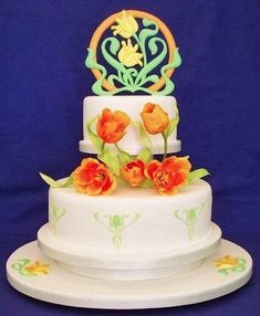 After our Art Deco feature, we figured it was high time for some Art Nouveau goodness!   (By Anna ...