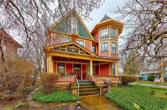 1895 Victorian For Sale In Cleveland Ohio