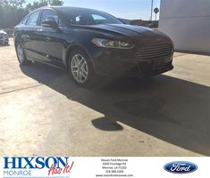 Happy Anniversary to Cammie on your #Ford #Fusion from Thomas Hendrix at Hixson Ford of Monroe!  https://deliverymaxx.com/DealerReviews.aspx?DealerCode=M553  #Anniversary #HixsonFordofMonroe