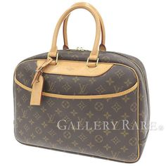 LOUIS VUITTON Handbag Monogram Bowling Vanity Bag LV M47270 Authentic  3543009  LOUISVUITTON  Handbag Vanity e8ada04587