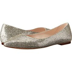 Cole Haan Tartine Skimmer Gold/Silver Glitter - Zappos.com Free Shipping  BOTH Ways
