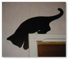katt silhuett - Google-søk