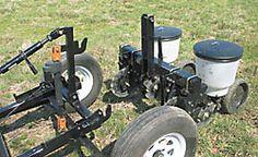 "FARM SHOW - ""Mini"" Equipment Helps Farm Smaller Acreage"