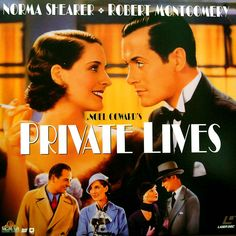 Private Lives (1931) Divorced sophisticates meet again on their honeymoon with new spouses.