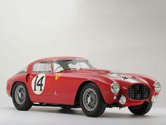 1953 Ferrari 340/375 MM Berlinetta Competizione by Pinin Farina | Villa dEste | Villa Erba 2013 | RM AUCTIONS