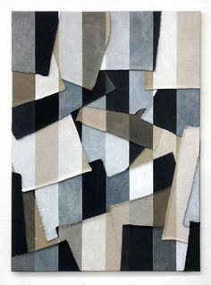 Alexander Wolff- nice play of matching stripes and overlaying to give a nice…