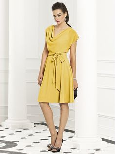 Drop of golden sun dress