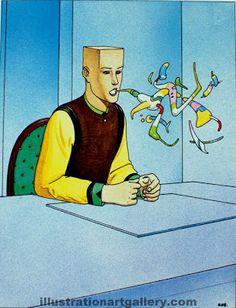 Illustration Art Gallery: Jean Giraud (Moebius)