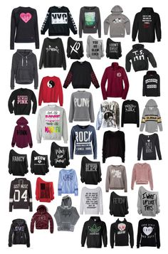 """""""Sweatshirts and Hoodies❤️"""" by maryliz-roxie-teeter ❤ liked on Polyvore featuring Vans, Eddie Bauer, Bella Freud, Under Armour, DC Shoes, Moschino Cheap & Chic, Pull&Bear, T By Alexander Wang, ONLY and Wildfox"""