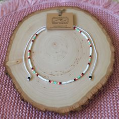 Source by waveboxx You may believe that the history of handcrafted beaded jewelry cannot possibly be Beaded Choker Necklace, Seed Bead Necklace, Diy Necklace, Beaded Jewelry, Beaded Bracelets, Leather Bracelets, Leather Cuffs, Metal Jewelry, Washer Necklace