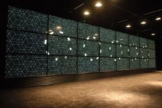 """The installation of a huge video wall as a central feature not only reflects that motivation, but also creates an unforgettable visual impact. """""""