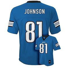 Calvin Johnson Detroit Lions  #Shirts