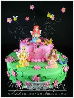 Winx — Children's Birthday Cakes