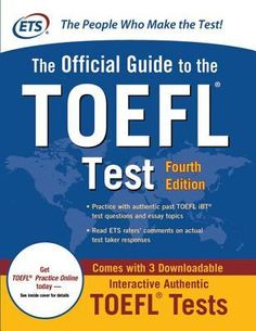 OFFICIAL GUIDE TO THE TOEFL TEST (CCR 428.2 ETS)