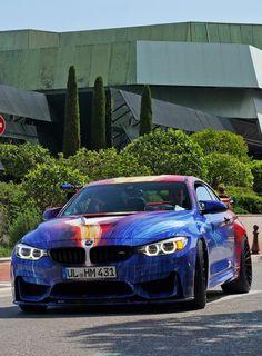 BMW Hamann M4 Art