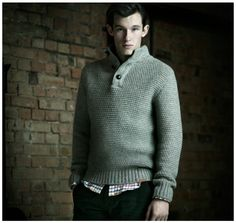 Baltic Half Button Jumper | Barbour