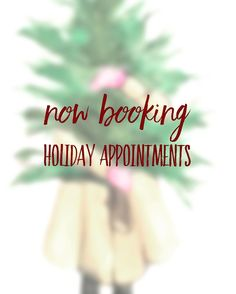 Holiday appointment advertisement - Photo Archive X Hair Salon Quotes, Hair Quotes, Hairstylist Quotes, Cosmetology Quotes, Message Therapy, Borboleta Beauty, Salon Promotions, Massage Quotes, Holiday Booking