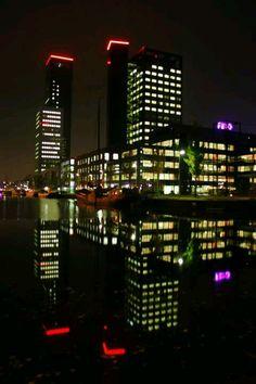 Night in Leeuwarden