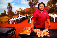 Tourism Restaurants and Catering Services - AAT Kings Uluru Barbecue Dinner
