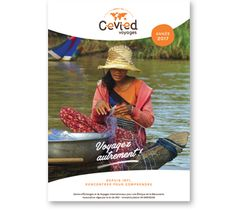 charte graphique brochure touristique