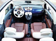 FIAT 500 C #AutoBildMexico #autos #pruebas