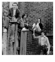 The Quietus | Features | Anniversary | It's The Buzz, Cock! Spiral Scratch 40 Years On