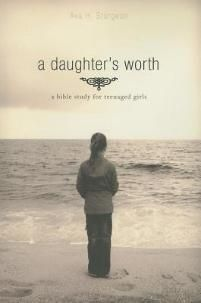 $15.95/student copy ::12 weeks:: What do high school girls, modern-day problems, and the Bible have in common? Everything, as A Daughter's Worth reveals in this interactive, practical Bible study for teenagers. Ava H. Sturgeon, a longtime teacher, understands the unique challenges that young ladies face and gently guides them to Biblical truth through personal examples, humor, and journaling. This twelve-week study is ideal for church discipleship programs but could easily fit into private s...