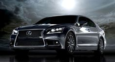 The New 2017 Lexus LS Redesign - http://bladecars.com/new-2017-lexus-ls-redesign/