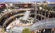 open mall
