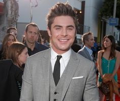 Zac Efron Hits Bottom by Accepting Life Advice from Tom Cruise - THE WIRE #ZacEfron, #TomCruise