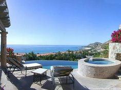 Los Cabos, BS: Bedroom #1: King Size   Bedroom #2: Double/Double   With dramatic, panoramic views of the Sea of Cortez splashing up against Mexico's new Rivera, the ...